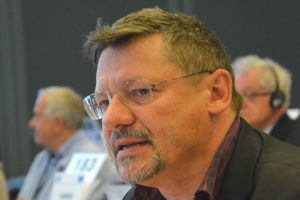 Wolfgang Greif, Internationaler Sekretär der GPA-djp