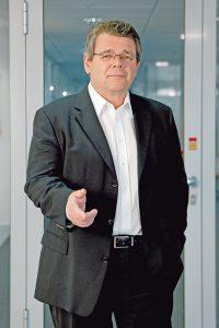 GPA-djp Vorsitzender Wolfgang Katzian