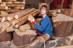 In Ganztagsschulen haben Kinder neben dem Lernen und Üben auch Zeit für kreatives Gestalten. (Bild: Nurith Wagner-Strauss)