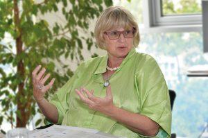 """Brigitte Unger: """"Man bräuchte eine Art Marshallplan für den Süden."""""""