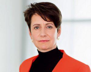 Sabine Herlitschka: Die Biotechnologin und Wirtschaftstechnikerin Sabine Herlitschka leitet als Vorstandsvorsitzende seit zwei Jahren den deutschen Hightech-Konzern Infineon in Villach. Bild: pix.at