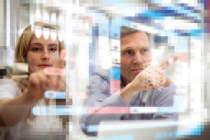 BetiebsrätInnen stehen der Digitalisierung grundsätzlich positiv jedoch nicht unkritisch gegenüber. Bild: Westend6, picturedesk.com