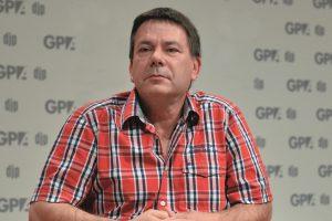 Günther Gallistl, Patheon Austria, hat eine Gleitzeitvereinbarung ohne Kernzeit ausverhandelt. Foto: Willi Denk