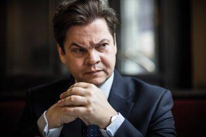 """Christoph Neumayer, Generalsekretär der Industriellenvereinigung: """"Wir sind eine Hochlohnökonomie. Diese muss trotzdem darauf achten, dass sie effizient und effektiv ist."""" Foto: Michael Mazohl"""