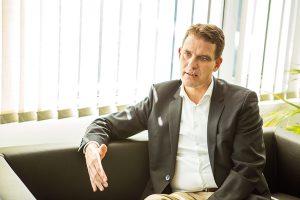 Konrad Pesendorfer, Generaldirektor der Statistik Austria im KOMPETENZ Interview. Foto: Nurith Wagner-Strauss