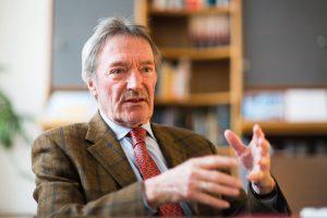 Heinz Mayer im KOMPETENZ-Interview. Foto: Nurith Wagner-Strauss