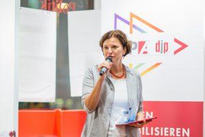 Agnes Streissler-Führer, Stellvertretende Bundesgeschäftsführerin der GPA-djp