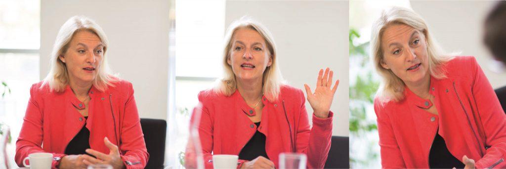 EU-Abgeordnete Evelyn Regner im KOMPETENZ-Interview Foto: Nurith Wagner-Strauss